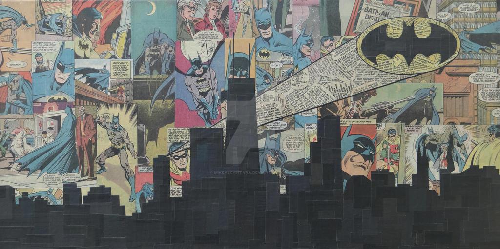 Gotham City by MikeAlcantara