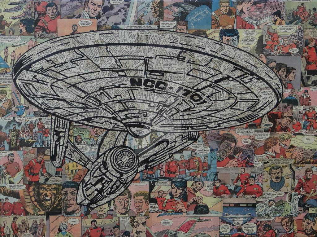 Enterprise by MikeAlcantara