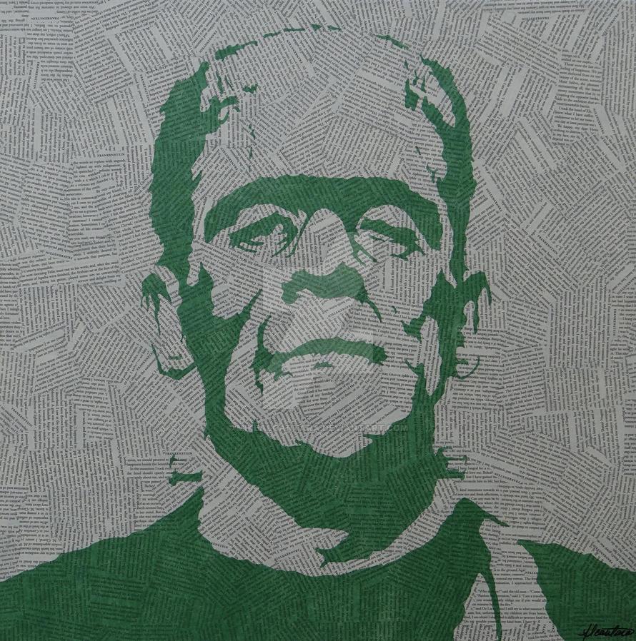Frankenstein by MikeAlcantara
