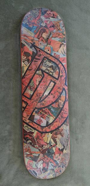 Daredevil Skate Deck