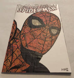 Spider-Man Variant Cover