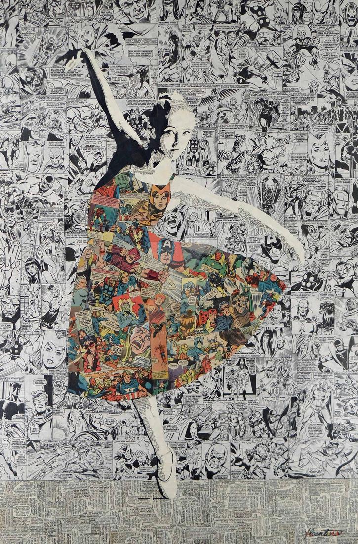 Dancer by MikeAlcantara