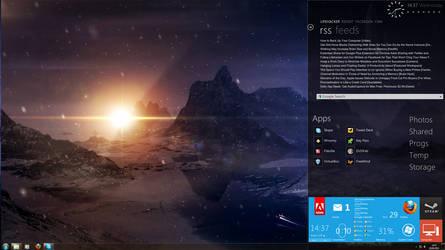 Desktop by Vinegartaster