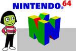 Dot Visits Nintendo 64