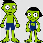 PBS Kids Digital Art - Sukumizus 1999 (Updated)