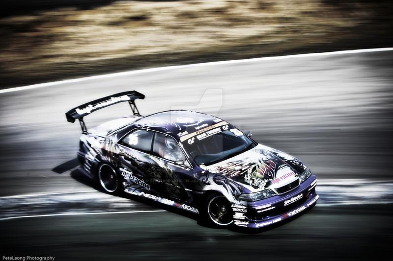 Grand Prix Drift At Ebisu By Shenanigans In Japan On Deviantart