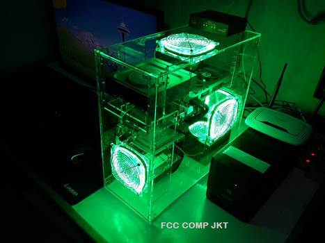 The Green Lantern PC Theme