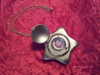 Sailor Moon Star Locket Replica 02