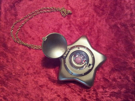 Sailor Moon Star Locket Replica 02