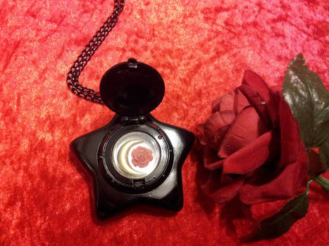 Sailor Moon Star Locket - Tuxedo Mask ispired 04