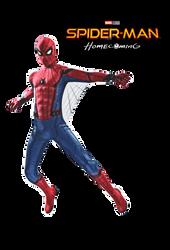 Render: Spiderman Homecoming | V2 by 4n4rkyX