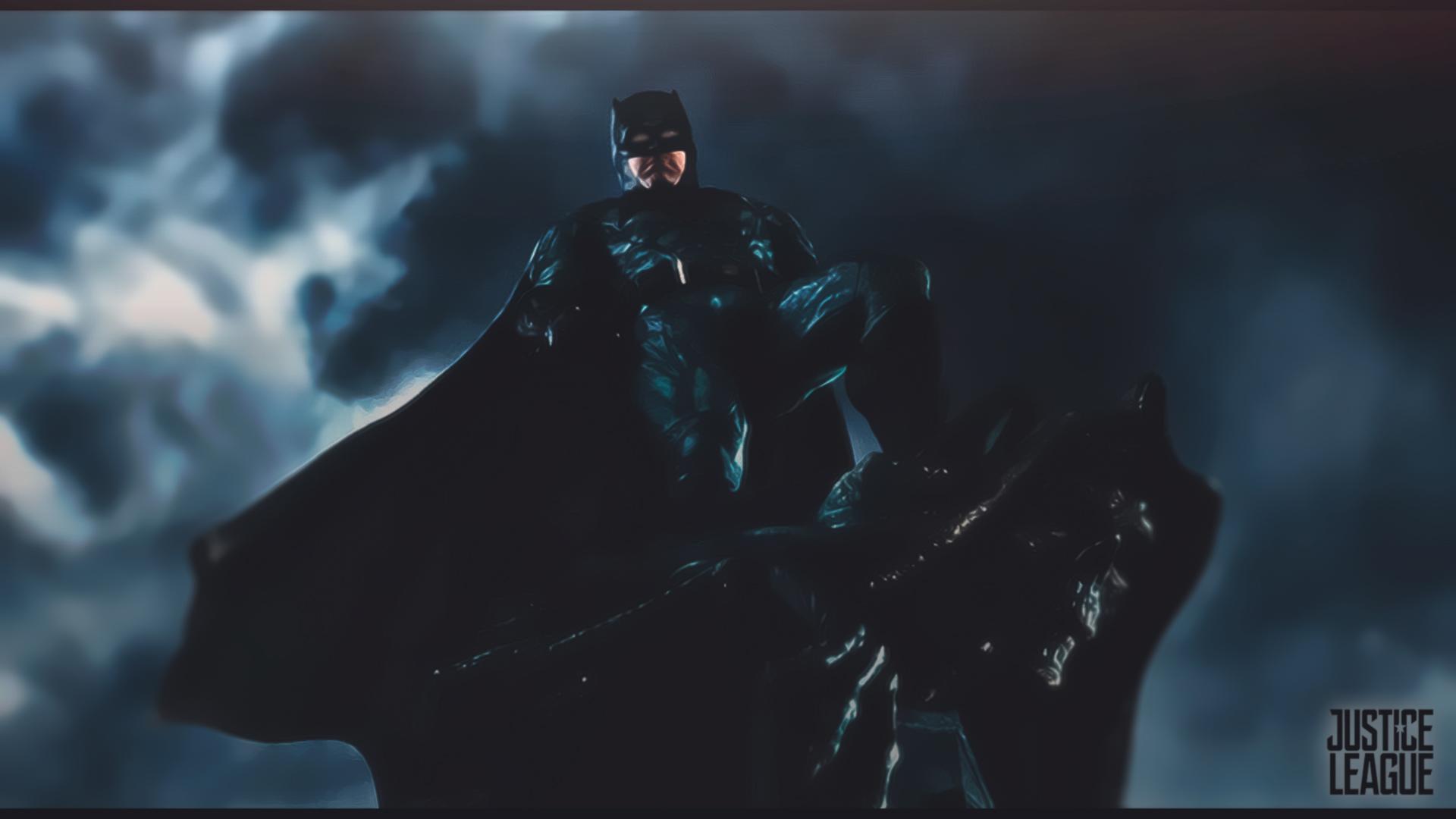 Wallpaper The Batman Justice League By 4n4rkyx On Deviantart