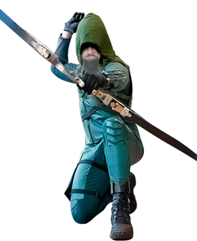 Render: Green Arrow | Old Man