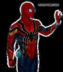 Render: Iron Spider MCU | V1