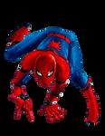 Render: Spiderman MCU | V7