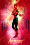 Poster: Infinity War | Spider-Man | Heroes