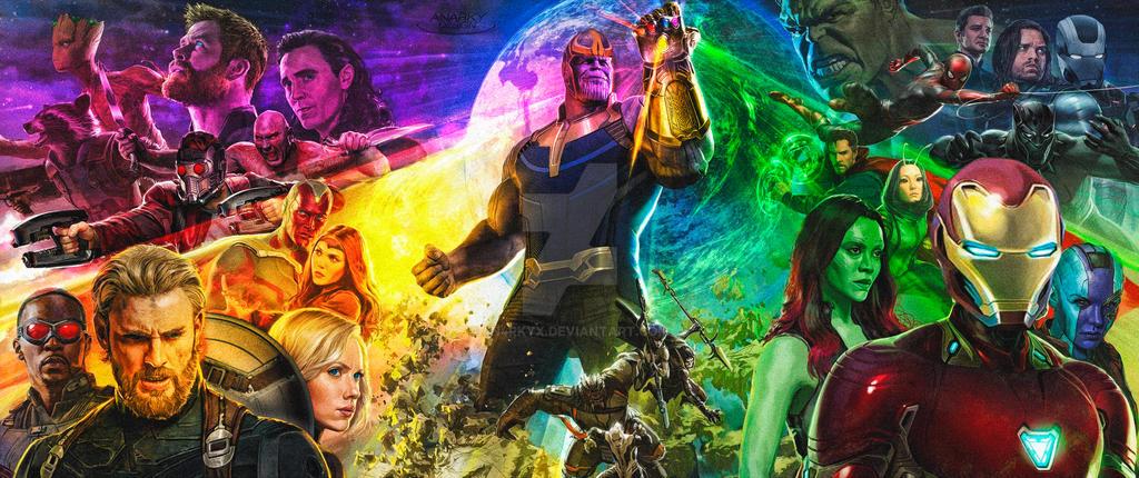 Poster: Infinity War | Edit