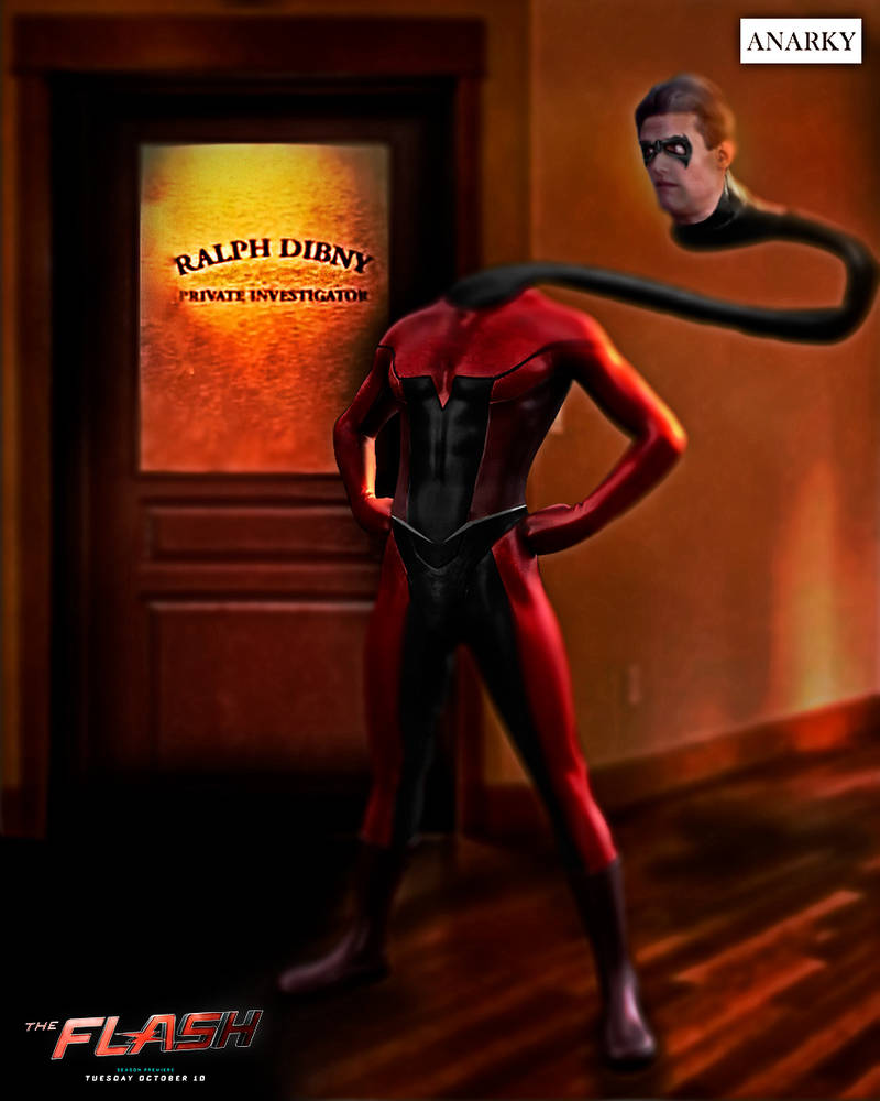 Poster Elongated Man Concept Suit By 4n4rkyx On Deviantart