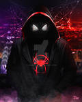 Poster: Into in The Spider-Verse