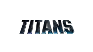 Logo: Titans Series   DC Universe