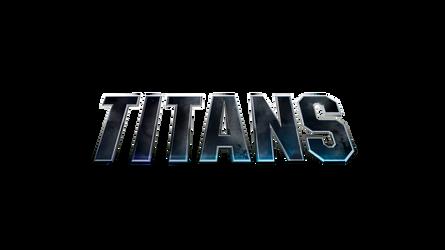 Logo: Titans Series | DC Universe by 4n4rkyX