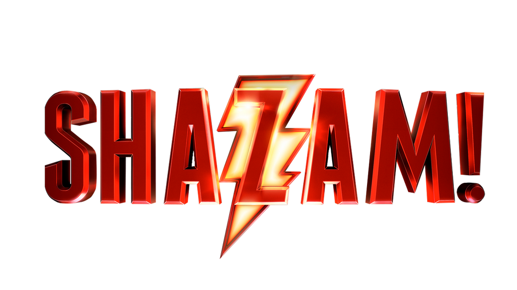 Logo Shazam Movie Dc By 4n4rkyx On Deviantart