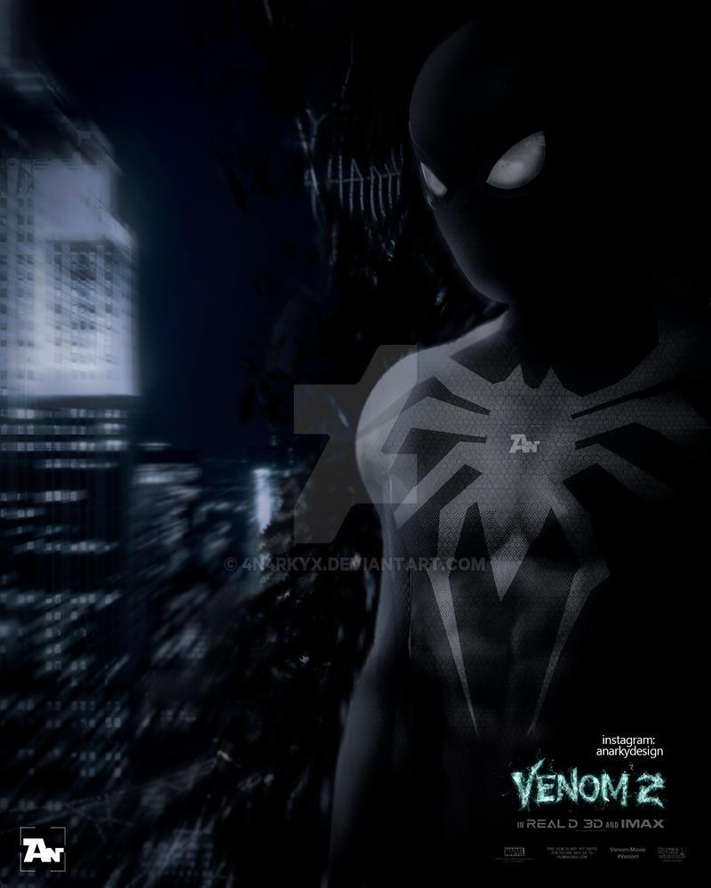 Venom Mp3 By Eminem: Poster: Spider-Man Black Suit Concept