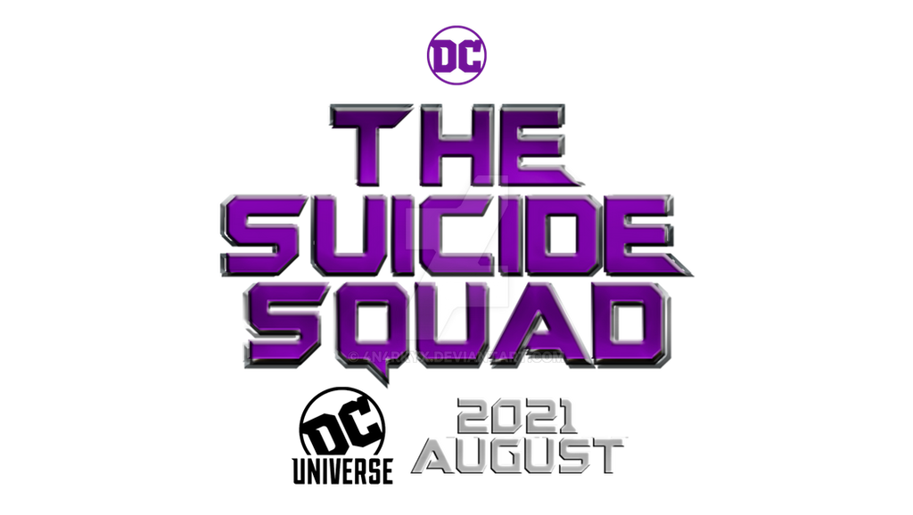 Logo: The Suicide Squad | 2021 | Fanmade by 4n4rkyX
