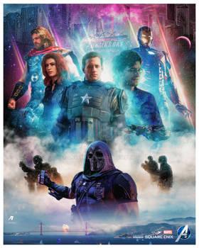 Poster: Marvel Avengers Game