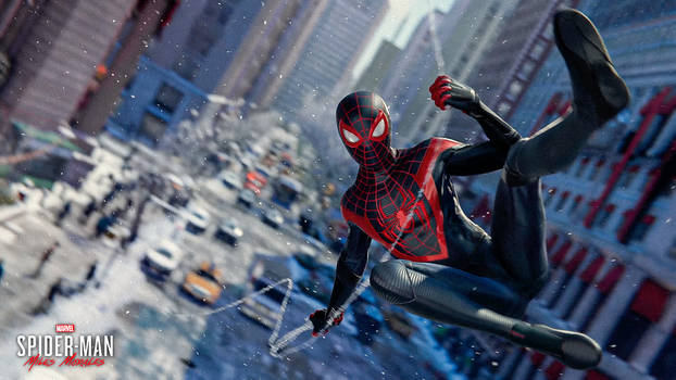 MARVEL'S SPIDER-MAN: MILES MORALES | PS5