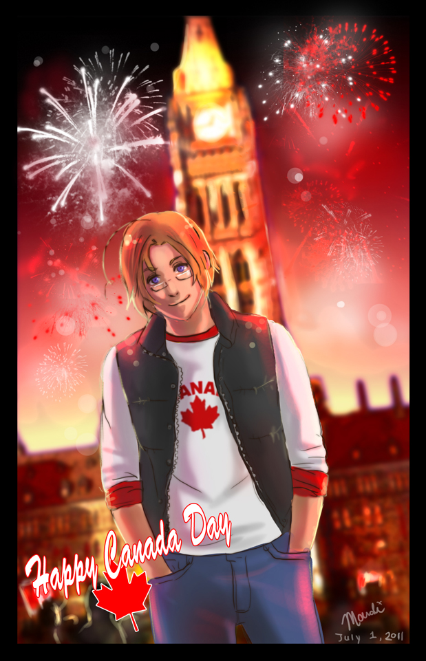 APH- Canada Day by mandi-chan