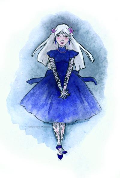 Ice Maiden by matildarose