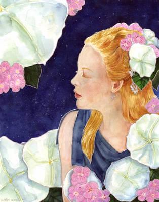 Moonflower Princess by matildarose