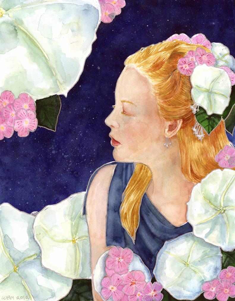 Moonflower Princess