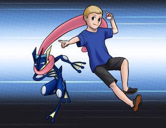 My Nephew, the Pokemon Trainer