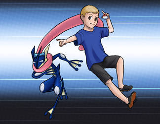My Nephew, the Pokemon Trainer by matildarose