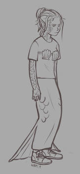 Mermaid Princess Sloane