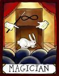 Magician by matildarose