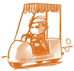 lol archermobile by matildarose