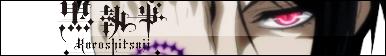 Kuroshitsuji Fan Button