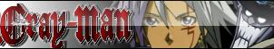 D.Gray-Man Fan Button V3 by Allen-WalkerDGrayMan