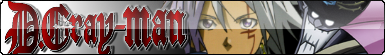 D.Gray-Man Fan Button V3