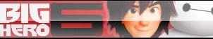 Big Hero 6 Button by Allen-WalkerDGrayMan