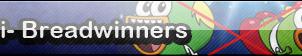 Anti- Breadwinners Button by Allen-WalkerDGrayMan