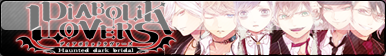Diabolik Lovers Fan Button by Allen-WalkerDGrayMan