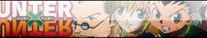 Hunter X Hunter Fan Button by Allen-WalkerDGrayMan