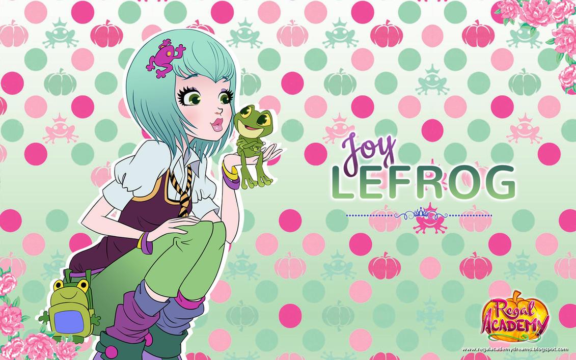regal academy: joy lefrog wallpaperwinxseasonsirenix on deviantart