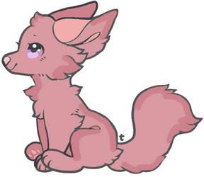 Cute Fox Adopt  {Closed} by UnicornDrawsXX