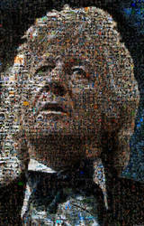 The Third Doctor by DavidXG