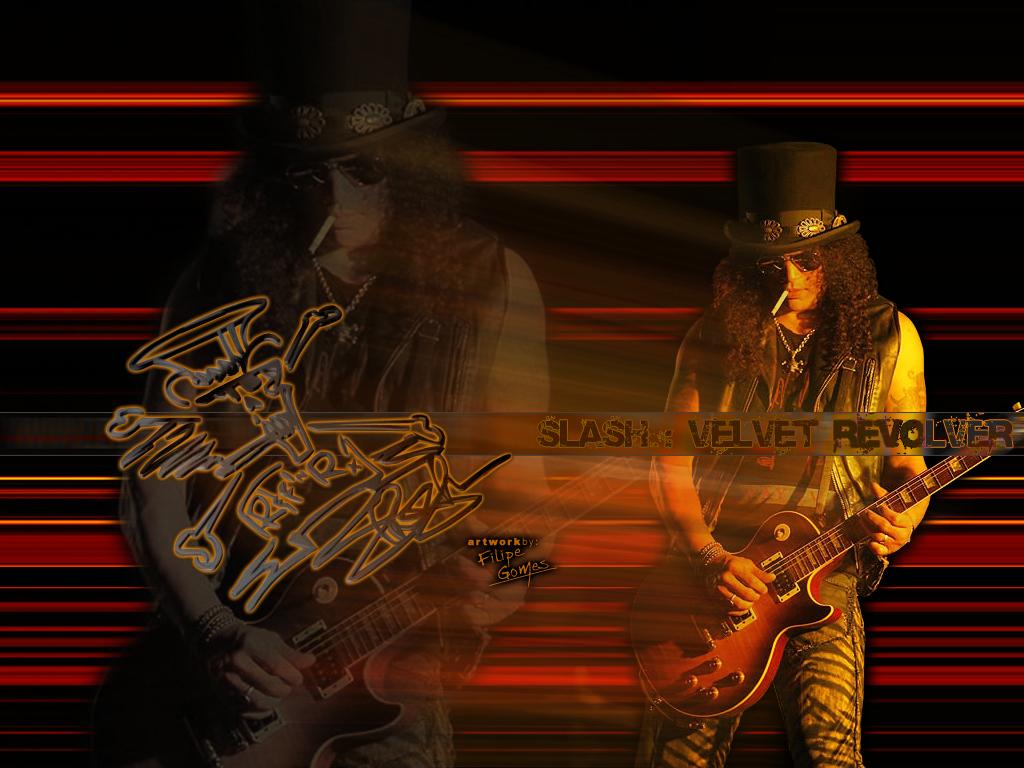 Slash's Skull Wallpaper by fmvgomes on DeviantArt